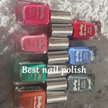 Barry M Gelly Hi-Shine Nail Paint - Rose hip uploaded by member-080b6594a