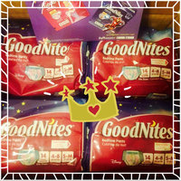 GoodNites® Bedtime Pants for Girls S/M uploaded by Lesley D.