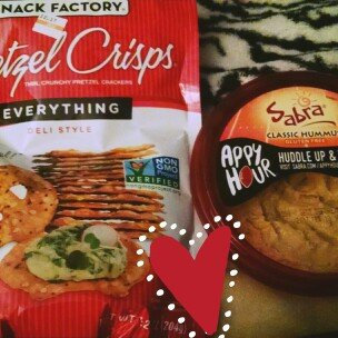 Photo of Pretzel Crisps® Crackers Everything uploaded by Brandy C.