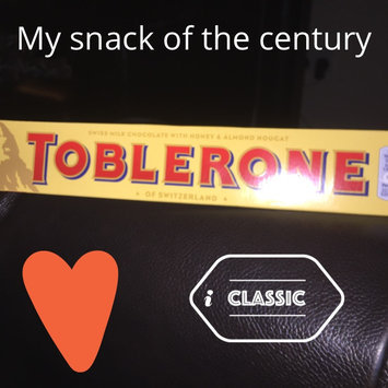 Toblerone Swiss Milk Chocolate uploaded by Nazma A.