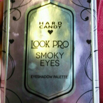 Hard Candy Look Pro Tin Smokey Eyes Smokey Eyeshadow Palette uploaded by Jessica W.