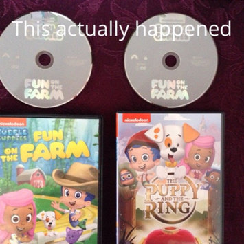 Photo of Bubble Guppies: The Puppy & The Ring (dvd) uploaded by Mallory R.
