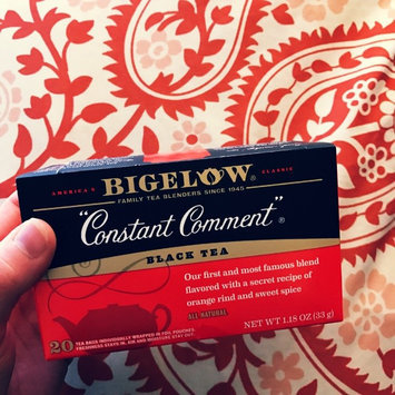 Photo of Bigelow Constant Comment Tea uploaded by Chelsea C.