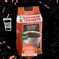 Dunkin' Donuts Dunkin' Decaf Decaffeinated Medium Roast Ground Coffee uploaded by Alennys Nohelia rd5631 C.