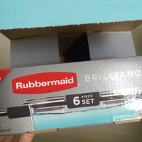 Rubbermaid Lock-Its Food Storage Container Set 12pc uploaded by kelly m.