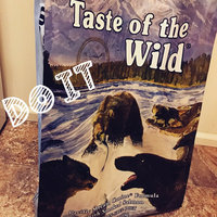 Taste of the Wild Pacific Stream Canine® Formula with Smoked Salmon uploaded by Nicole Z.