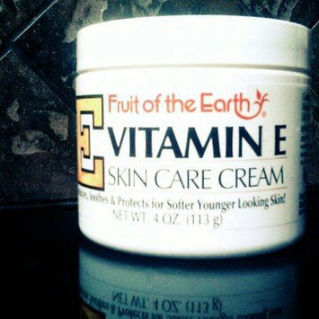 Fruit of the Earth Vitamin E Skin Care Cream uploaded by Elias  W.