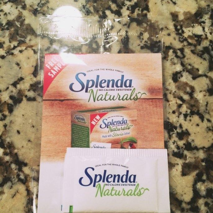 SPLENDA® Naturals Stevia Sweetener uploaded by Danielle and Dana C.