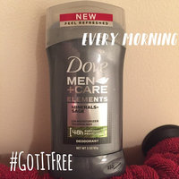 Dove Men+Care Elements Minerals and Sage Deodorant uploaded by Sean D.