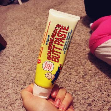Photo of Boudreaux's Butt Paste Diaper Rash Ointment Maximum Strength uploaded by Kelsie B.