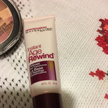 Photo of Maybelline Instant Age Rewind® Primer Skin Transformer uploaded by Rosemary M.