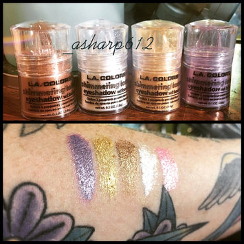 L.a. Colors LA COLORS Shimmering Loose Eyeshadow uploaded by Allie S.