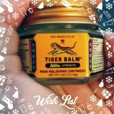 Photo of Tiger Balm Ultra Strength Ointment uploaded by Ayriel M.