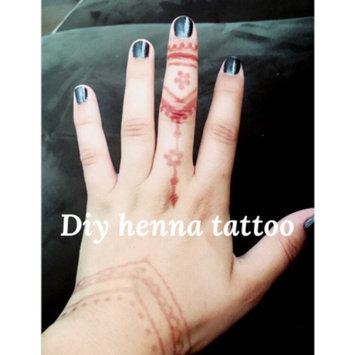 Photo of Earth Henna Tattoos Body Painting Kit uploaded by Izabella A.