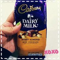 Cadbury Dairy Milk Roast Almond Milk Chocolate Bar uploaded by Kelly M.