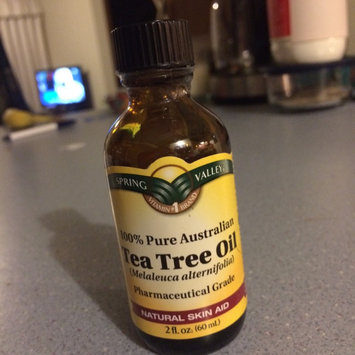 Spring Valley Pharmaceutical Grade Tea Tree Oil 2 fl oz uploaded by Emily D.