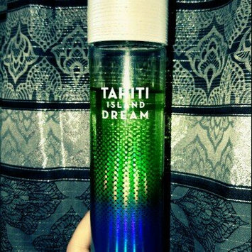 Photo of Bath & Body Works TAHITI ISLAND DREAM Fine Fragrance Mist 8 fl oz / 236 mL uploaded by Tabitha W.