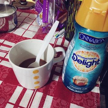 Photo of International Delight Cinnabon® Classic Cinnamon Roll Creamer uploaded by Yane G.