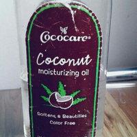 Cococare Coconut Moisturizing Oil, 9 fl oz uploaded by Jennifer Andrea L.