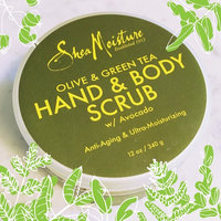 SheaMoisture Olive & Green Tea Hand & Body Scrub uploaded by Paige W.