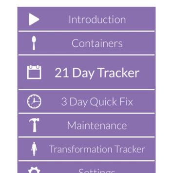 Photo of 21 Day Fix Tracker uploaded by Nicole O.