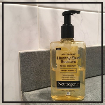 Photo of Neutrogena® Healthy Skin Boosters Facial Cleanser uploaded by Amanda P.