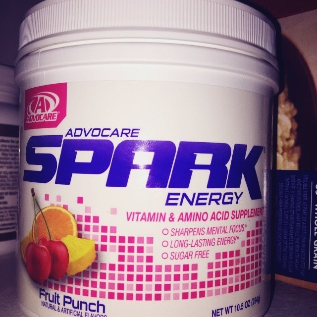 Advocare Spark Energy Drink uploaded by Samantha R.
