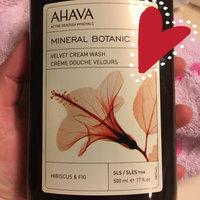 AHAVA Mineral Botanic Velvet Cream Wash for Very Dry Skin uploaded by Kristina I.