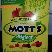 Mott's All Natural Fruit Snacks uploaded by natalia s.