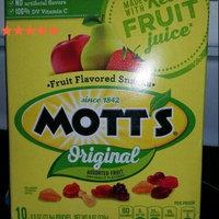 Mott's All Natural Fruit Snacks uploaded by natalia s.