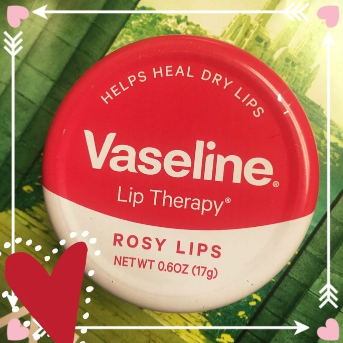 Vaseline® Lip Therapy® Rosy Lips Lip Balm Tin uploaded by Terah E.