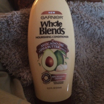 Photo of Garnier Whole Blends™ Nourishing Conditioner With Avocado Oil & Shea Butter Extracts uploaded by Scheniqua H.
