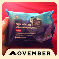 Clean & Clear® Night Relaxing™ All-in-one Cleansing Wipes uploaded by Elisa M.