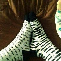 Banned Books Women's Socks uploaded by Elizabeth F.