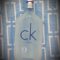 CK ONE by Calvin Klein Eau De Toilette Spray 6.6.oz uploaded by Irene G.
