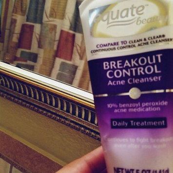 Photo of Equate Beauty Breakout Control Acne Cleanser uploaded by Anahi A.