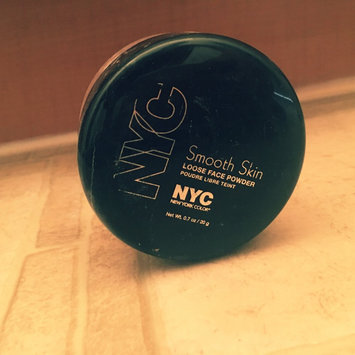 (3 Pack) NYC Smooth Skin Loose Face Powder - Translucent uploaded by Abbie C.