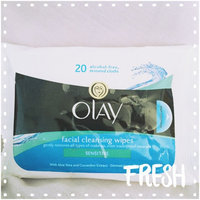 Olay Fresh Effects S'wipe Out! Refreshing Make-up Removal Cloths 20 Count uploaded by Lauren M.