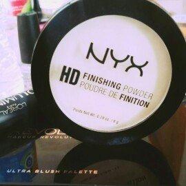 NYX HD Finishing Powder Banana uploaded by Taylor B.