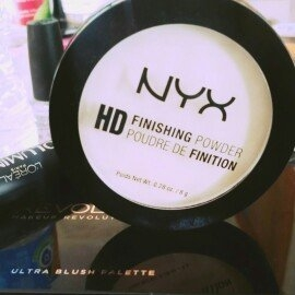 NYX HD Finishing Powder Banana uploaded by Taylor B.