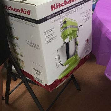 Photo of KitchenAid Professional HD Stand Mixer - White uploaded by Kylee R.