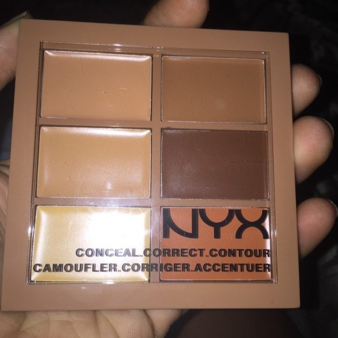 NYX 2014 Correct Contour Concela - Deep uploaded by Priscilla A.