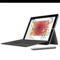 Microsoft Corp. Surface 3 64GB Bundle with Surface Pen (Silver), Surface 3 Type Cover (Black) & Office 365 Personal uploaded by Mii F.