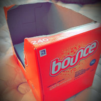 Bounce Outdoor Fresh Fabric Softener Sheets 120 ct Box uploaded by Kitty H.