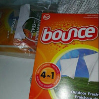 Bounce Outdoor Fresh 4in1 Fabric Softener Sheets - 40 CT uploaded by Erica S.