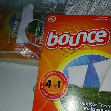 Photo of Bounce Outdoor Fresh 4in1 Fabric Softener Sheets - 40 CT uploaded by Erica S.