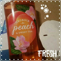 Bath & Body Works Shower Gel Georgia Peach & Sweet Tea 10 oz uploaded by Caley H.