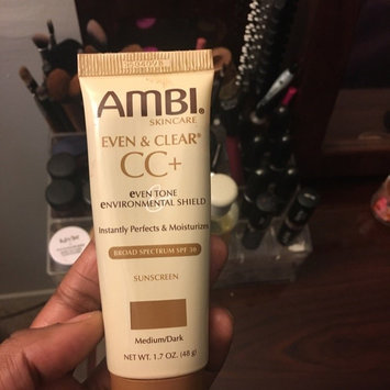 Photo of Ambi CC Cream SPF 30 uploaded by Candy Y.