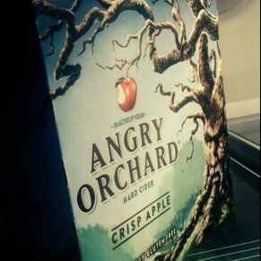 Angry Orchard Cider  uploaded by jessica C.