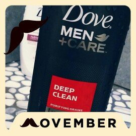 Dove Men+Care Body & Face Wash Deep Clean uploaded by Dawn M.